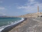 Pláž Vlychada - ostrov Santorini foto 1