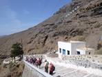 Město Fira - ostrov Santorini foto 13