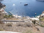 Město Fira - ostrov Santorini foto 14