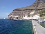 Město Fira - ostrov Santorini foto 19