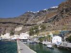 Město Fira - ostrov Santorini foto 20