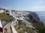 Město Fira - ostrov Santorini foto 21
