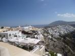 Město Fira - ostrov Santorini foto 28