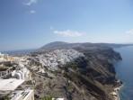 Město Fira - ostrov Santorini foto 29