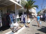 Město Fira - ostrov Santorini foto 31