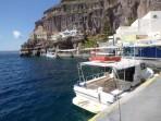 Město Fira - ostrov Santorini foto 40