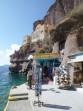 Město Fira - ostrov Santorini foto 41