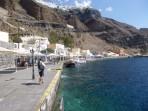Město Fira - ostrov Santorini foto 42