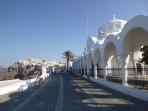 Město Fira - ostrov Santorini foto 44