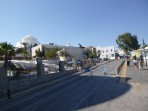 Město Fira - ostrov Santorini foto 45
