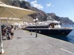 Lodní výlet kalderou - ostrov Santorini foto 1
