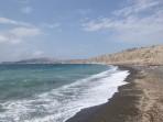 Pláž Vlychada - ostrov Santorini foto 5
