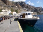 Lodní výlet kalderou - ostrov Santorini foto 2