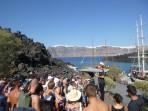 Lodní výlet kalderou - ostrov Santorini foto 7