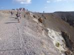 Lodní výlet kalderou - ostrov Santorini foto 12
