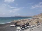 Pláž Vlychada - ostrov Santorini foto 7