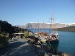 Lodní výlet kalderou - ostrov Santorini foto 24