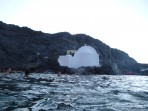 Lodní výlet kalderou - ostrov Santorini foto 30