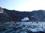 Lodní výlet kalderou - ostrov Santorini foto 31