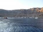 Lodní výlet kalderou - ostrov Santorini foto 41
