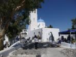 Kostel Agios Gerasimos - ostrov Santorini foto 1
