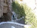 Kostelík s pramenem Zoodochos Pigi - ostrov Santorini foto 14