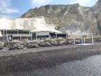 Pláž Black Beach - ostrov Santorini foto 3