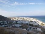 Kamari - ostrov Santorini foto 8