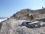 Pláž Fakinos - ostrov Santorini foto 6