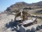 Pláž Fakinos - ostrov Santorini foto 7