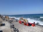 Pláž Fakinos - ostrov Santorini foto 10