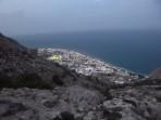 Kamari - ostrov Santorini foto 10
