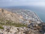 Kamari - ostrov Santorini foto 14