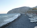 Kamari - ostrov Santorini foto 28