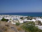 Kamari - ostrov Santorini foto 41