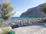 Pláž Kamari - ostrov Santorini foto 2