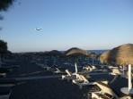 Pláž Kamari - ostrov Santorini foto 16