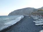 Pláž Kamari - ostrov Santorini foto 19
