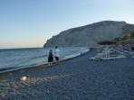 Pláž Kamari - ostrov Santorini foto 22