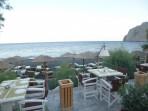 Pláž Kamari - ostrov Santorini foto 24