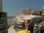 Oia (Ia) - ostrov Santorini foto 44