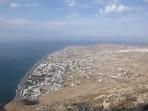 Perissa - ostrov Santorini foto 1