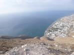 Perissa - ostrov Santorini foto 2