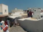 Oia (Ia) - ostrov Santorini foto 46