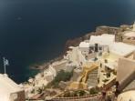 Oia (Ia) - ostrov Santorini foto 48