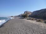 Pláž Monolithos - ostrov Santorini foto 10