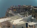 Oia (Ia) - ostrov Santorini foto 50