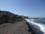 Pláž Monolithos - ostrov Santorini foto 12