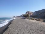 Pláž Monolithos - ostrov Santorini foto 13