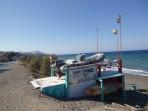 Pláž Monolithos - ostrov Santorini foto 15